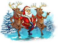 Купить Янки на службе у Санта-Клауса